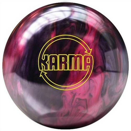 Brunswick Karma Pearl Purple/Pink Bowling Balls FREE SHIPPING