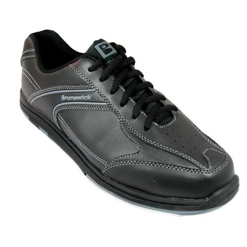 Brunswick Men's Flyer Black Bowling Shoes FREE SHIPPING
